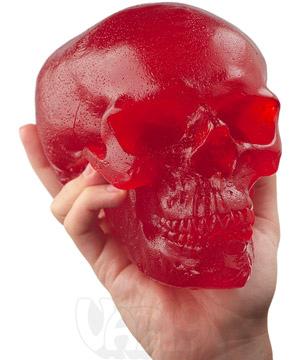 life-size-gummy-skull-9270 - Mokomokai - Weird and Extreme