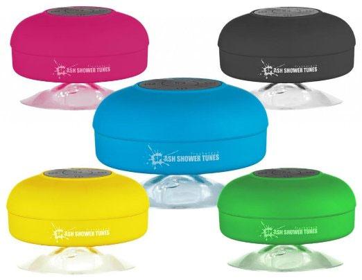 Ivation Bluetooth Waterproof Wireless Speaker