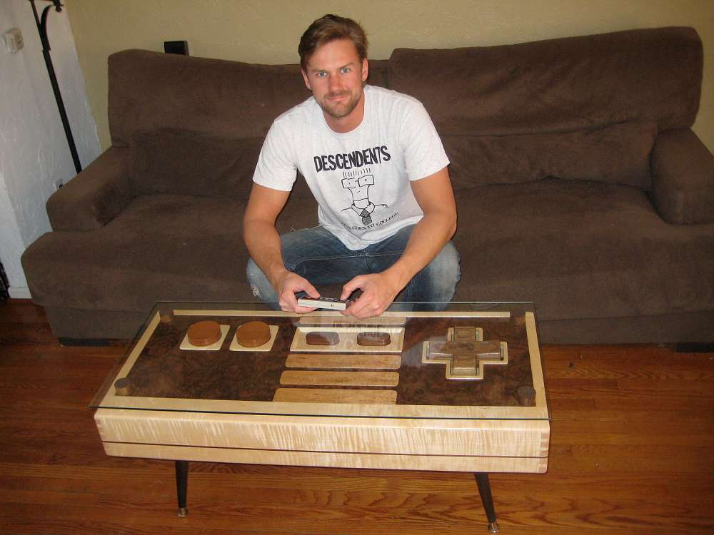 nes coffee table plans