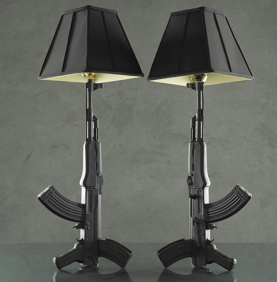 Incredible AK-47 Lamp 1123 x 1146 · 200 kB · jpeg