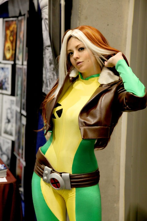 Rogue From X-Men Costume   DudeIWantThat X Men Rogue Costume Ideas